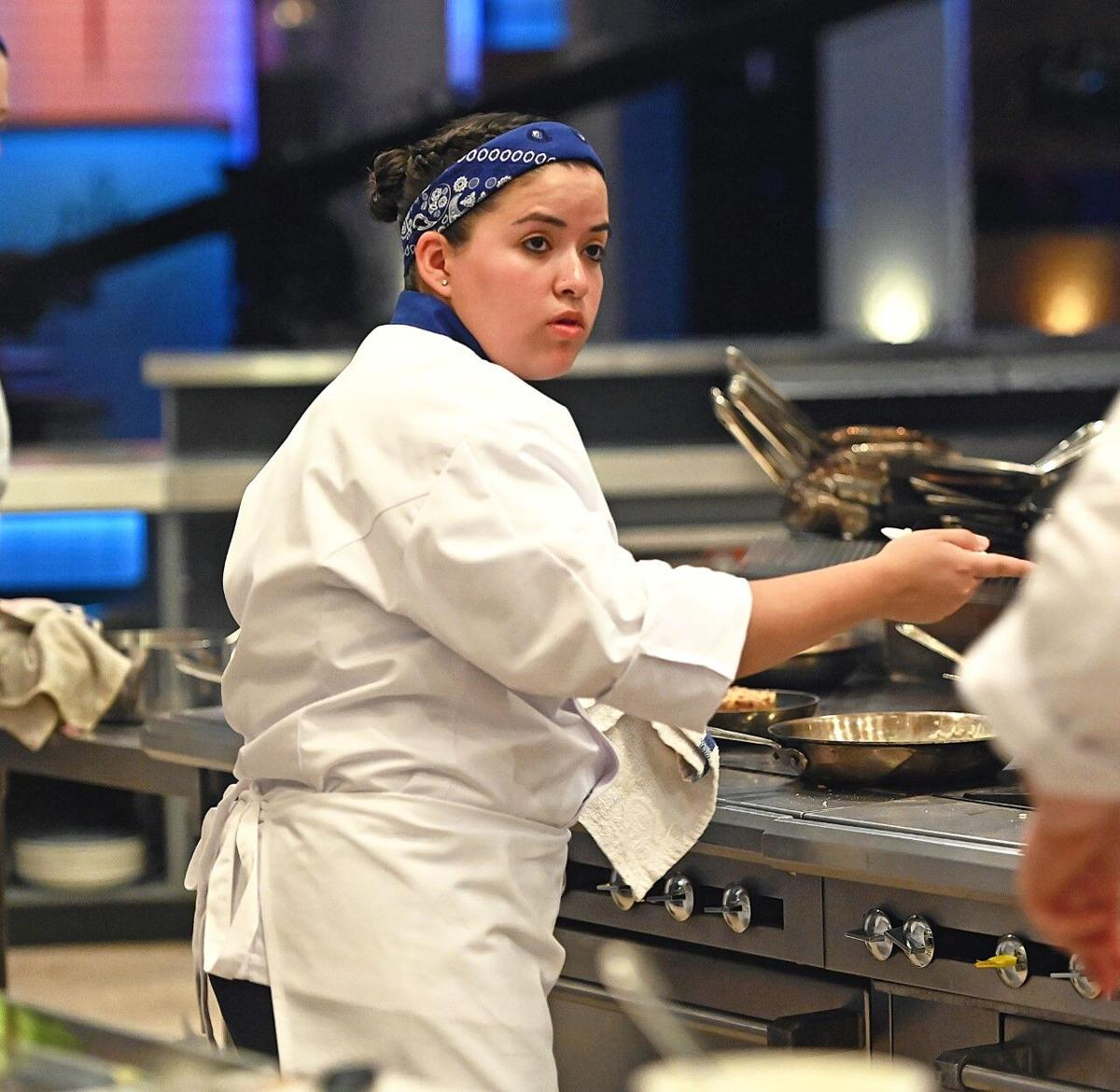 Colorado Springs can watch young chef compete on Gordon Ramsay's new reality show
