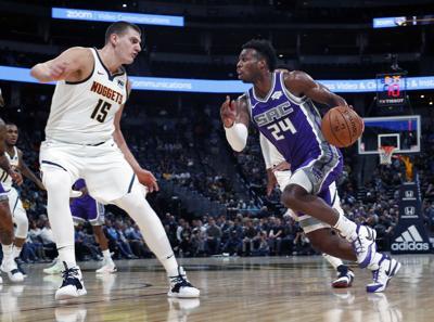 Kings Nuggets Basketball