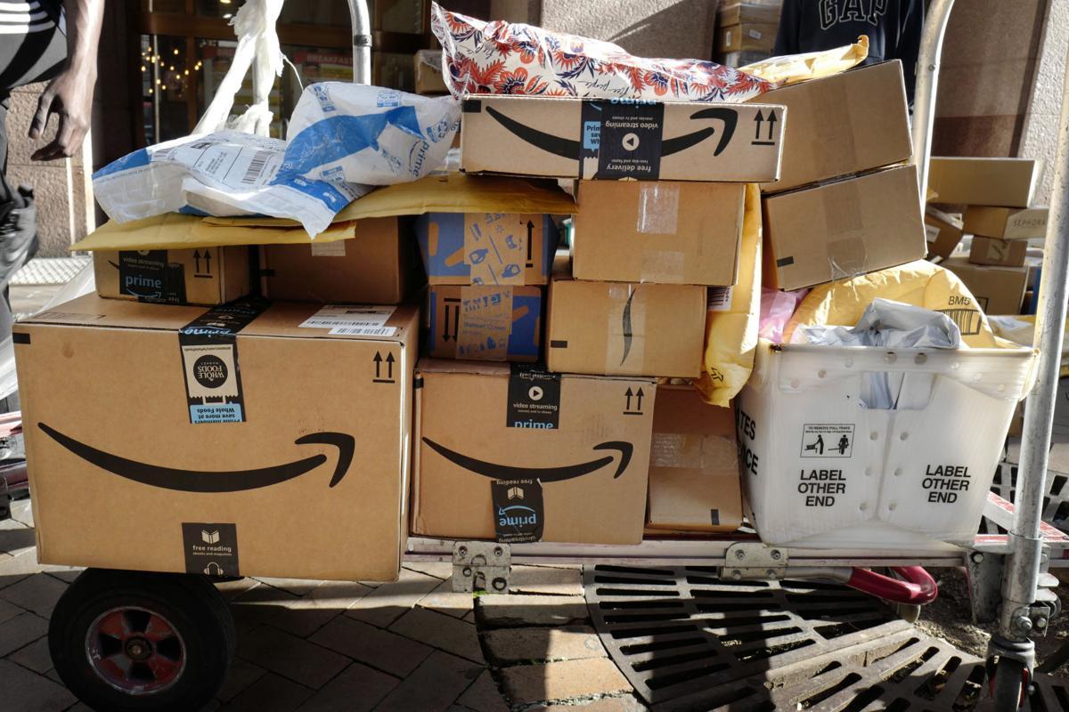 Amazon Delivery Employees