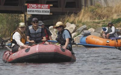 River rafting during COVID-19 (copy)
