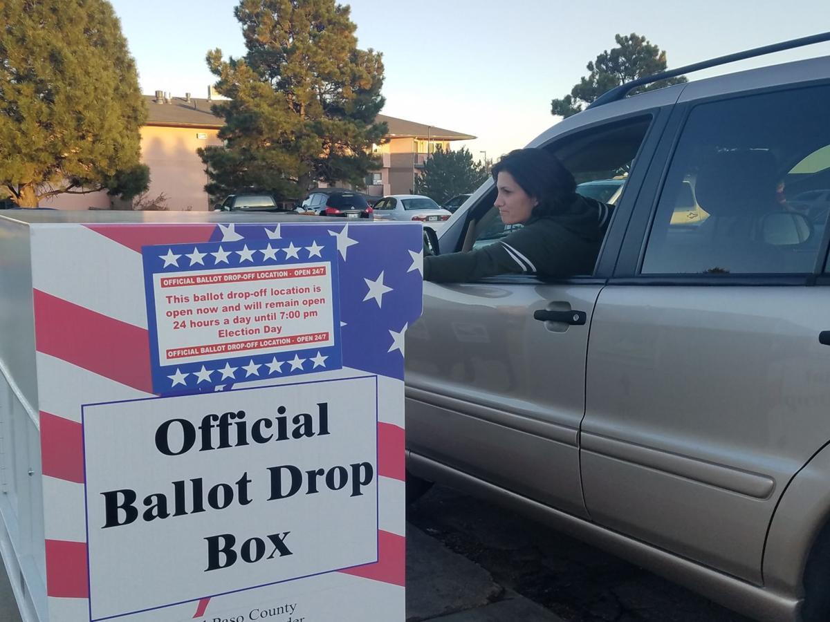 Election 2019 in Colorado Springs