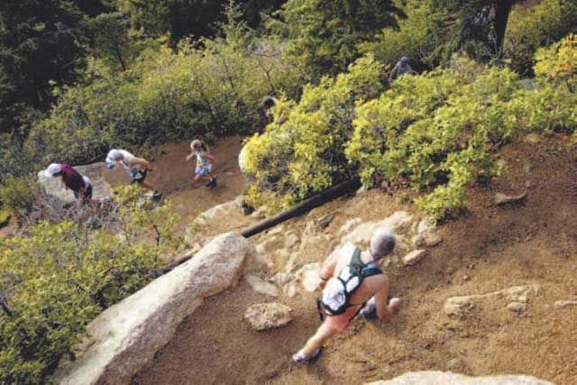 Want To Run Pikes Peak Experts Offer Training Tips