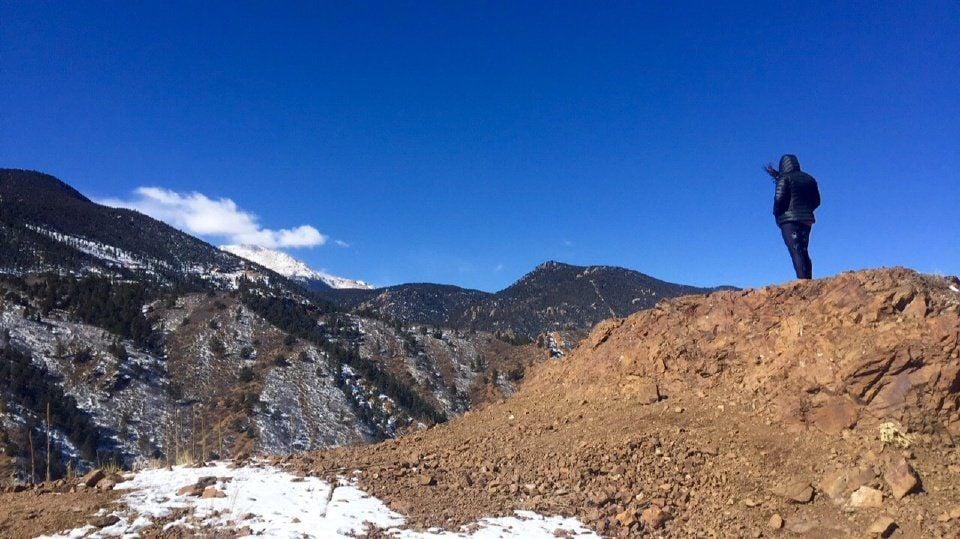 Happy Trails: Iron Mountain, Manitou Springs