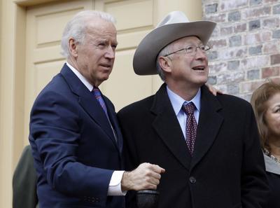 Joe Biden, Ken Salazar