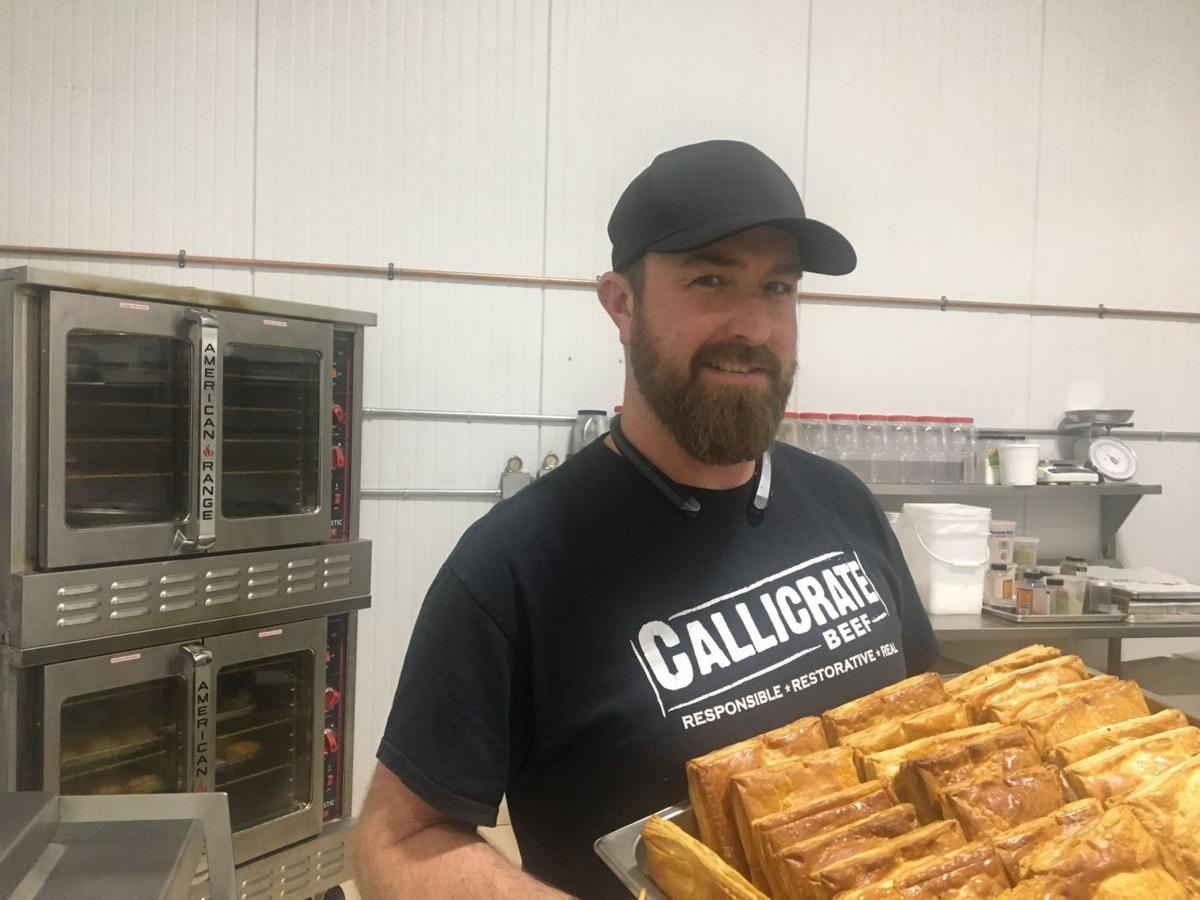 Colorado Springs couple from New Zealand are increasing their meat pie production