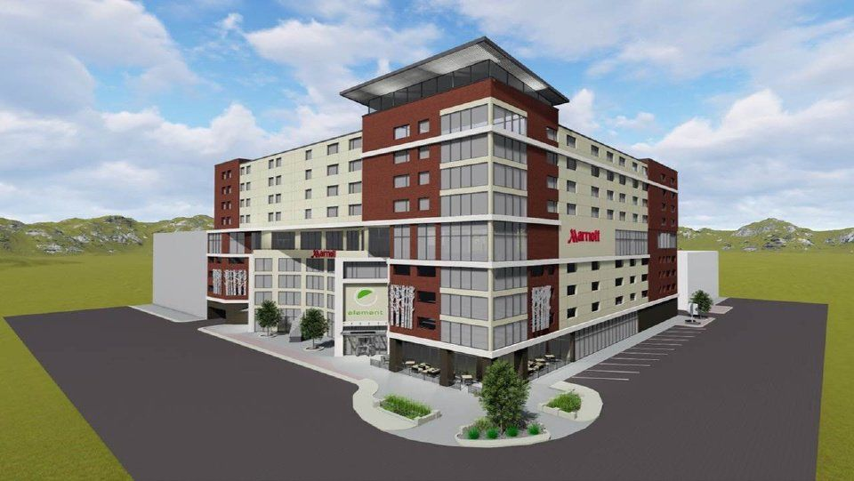 Marriott-branded hotel planned for downtown Colorado Springs