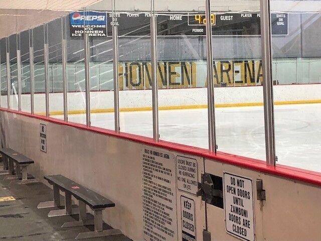 Honnen Ice Arena closing
