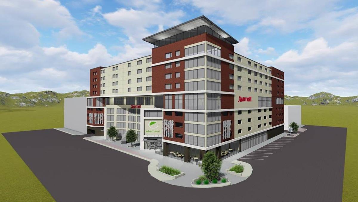 Blight makes south downtown Colorado Springs hotel site eligible for tax breaks