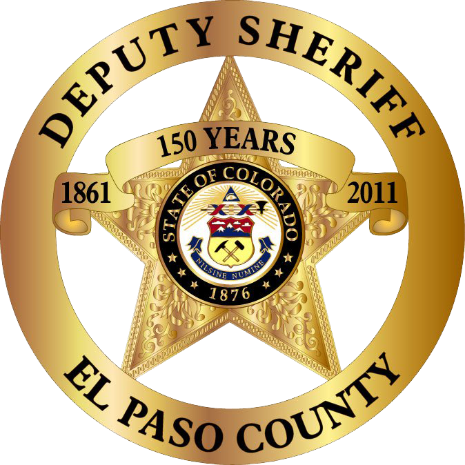 El Paso County Sheriff badge