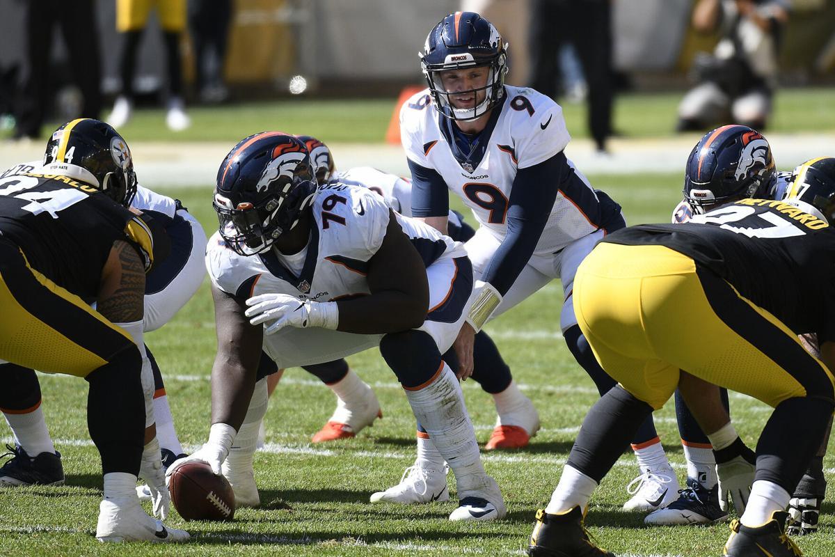 Broncos Steelers Football
