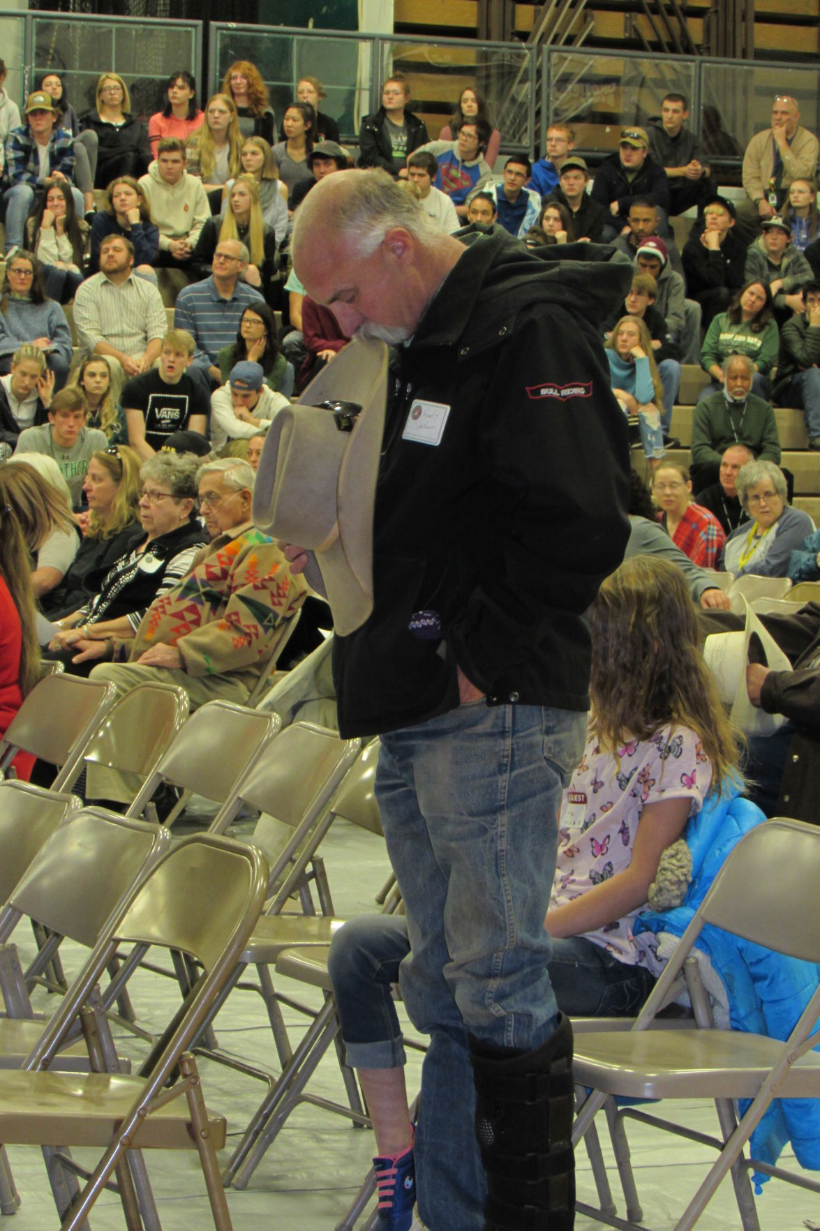 Woodland Park School District honors veterans for their service