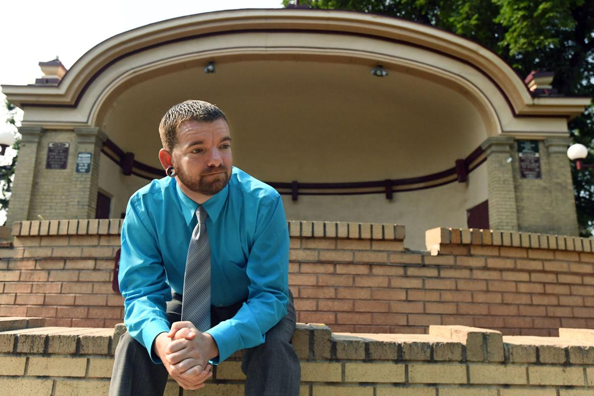 Back in Colorado Springs, Daniel Nations says 'I'm not what they