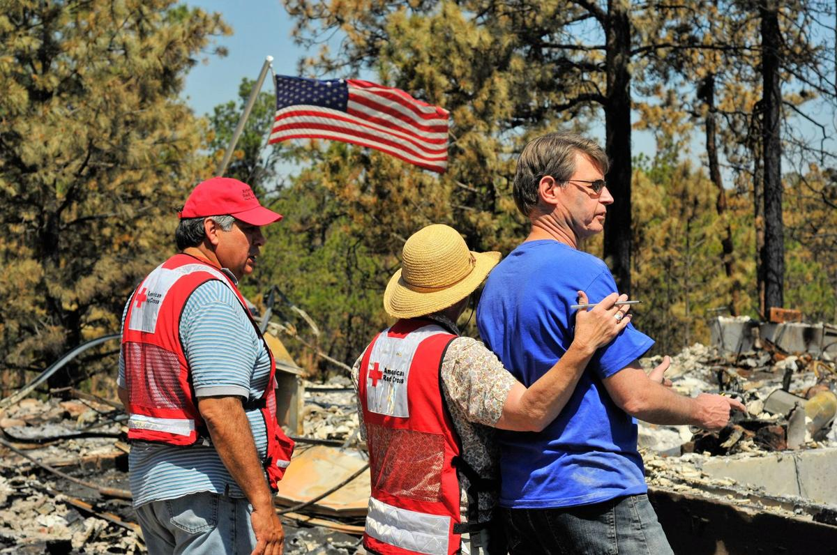 Red Cross counts on generosity of local business when disaster hits
