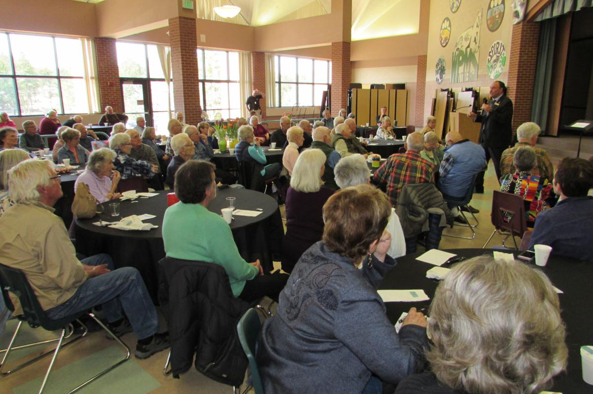 WPSD honors senior citizens with brunch and entertainment