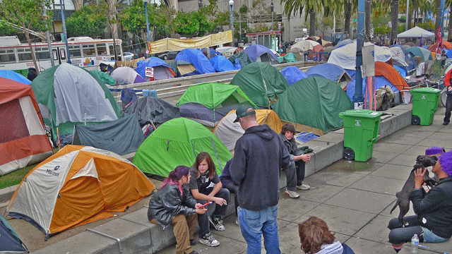 COVER STORY Denver homeless camping ban 300 San Francisco