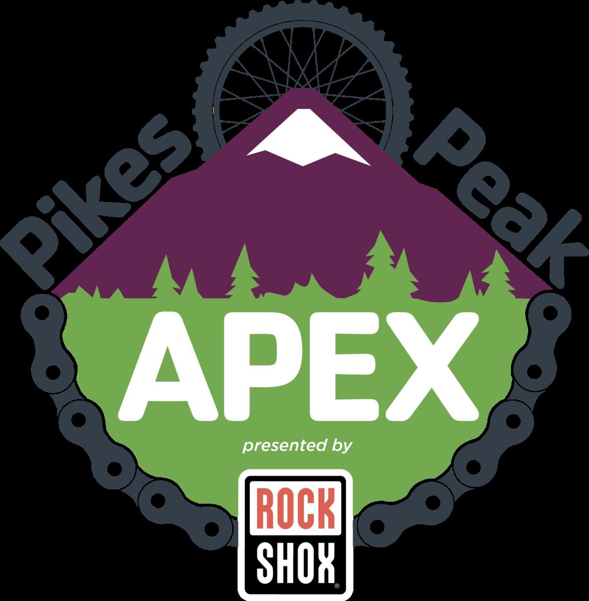 Pikes Peak APEX logo