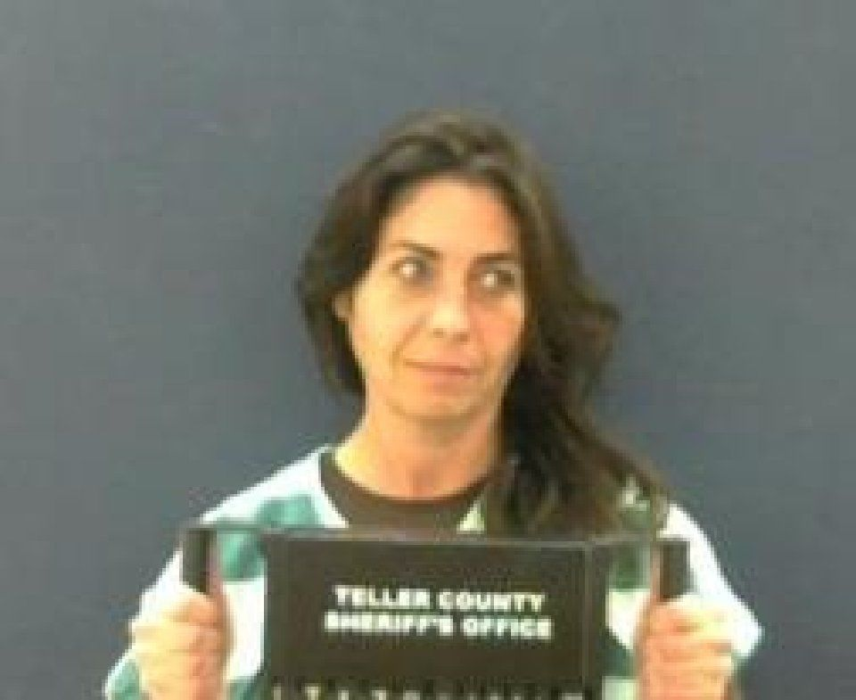 Trade pot for an SUV? Not with the Teller County sheriff, dude