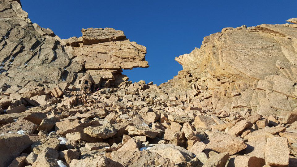 Sun blog: Knowing when to turn around on 14ers