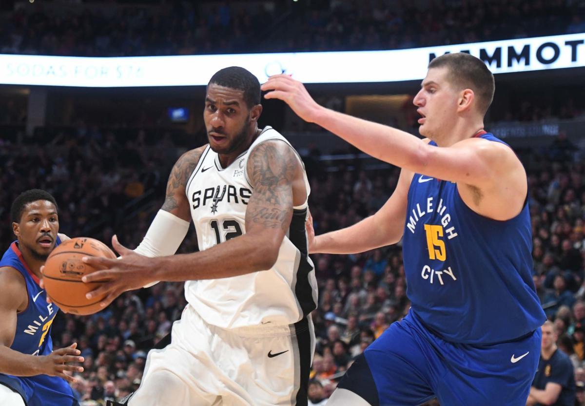 Nuggets Spurs