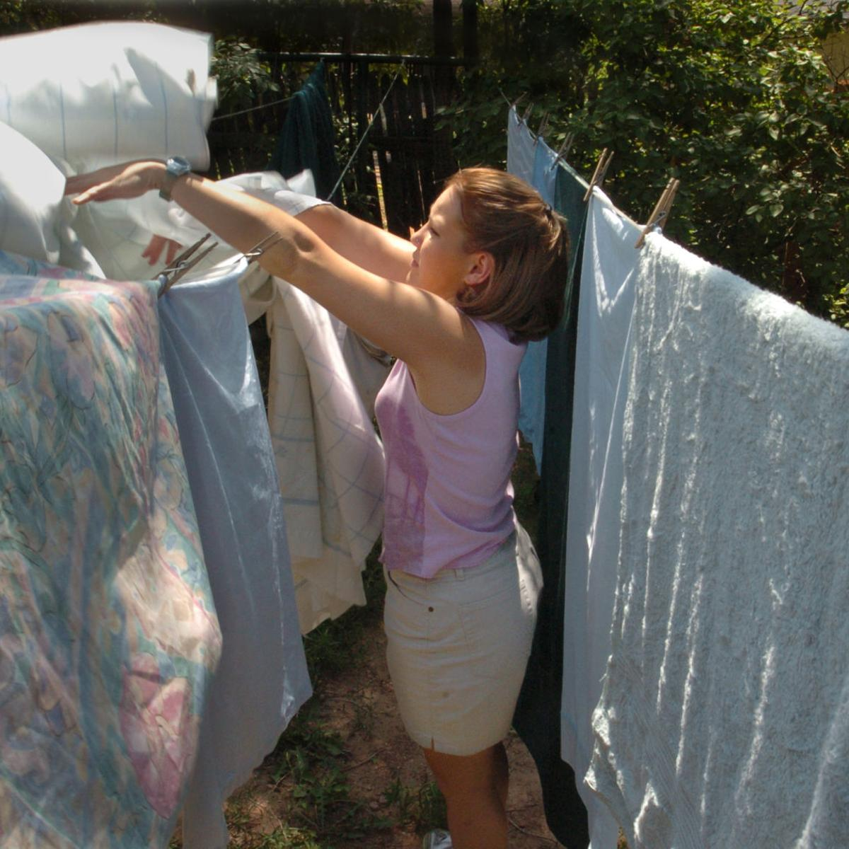 Yearn for return of clotheslines around Colorado Springs? It's ...