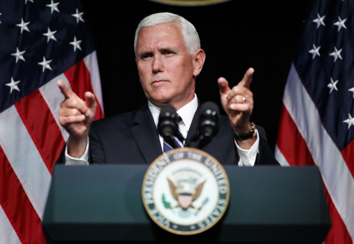 Mike Pence 080918