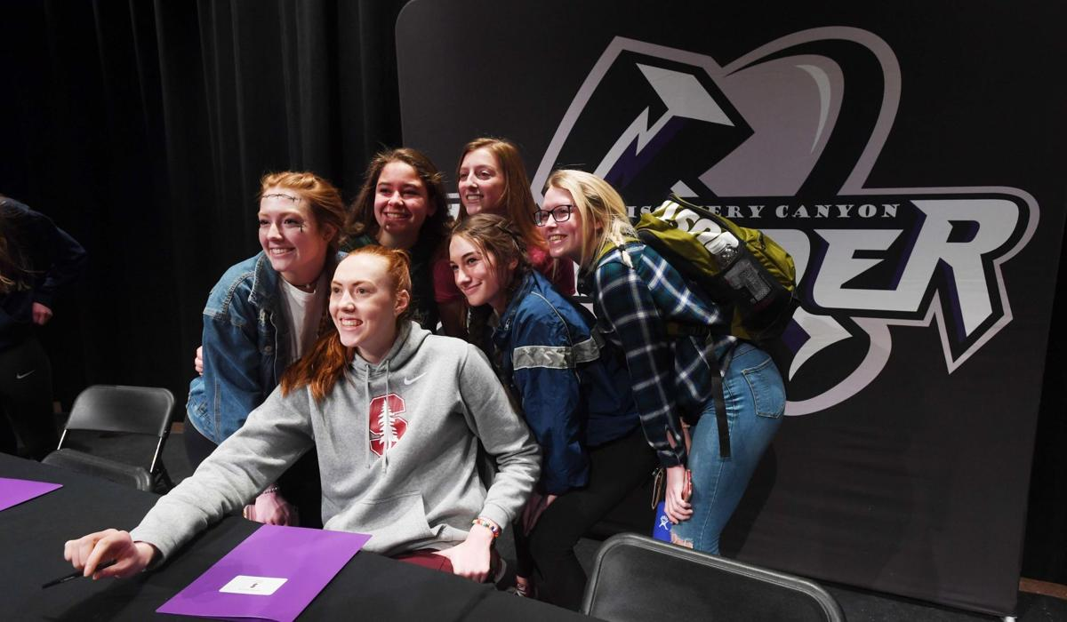 Discovery Canyon Signing Day