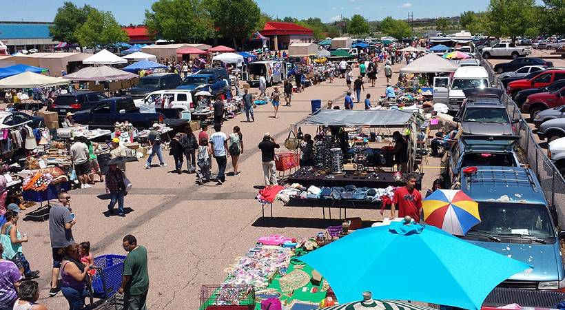 A real swap: Family-owned Colorado Springs Flea Market sells