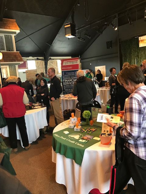 Businesses highlighted in Woodland Park Chamber's spring expo