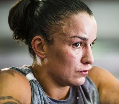 UFC's Raquel Pennington turns to journal writing to calm pre-fight jitters