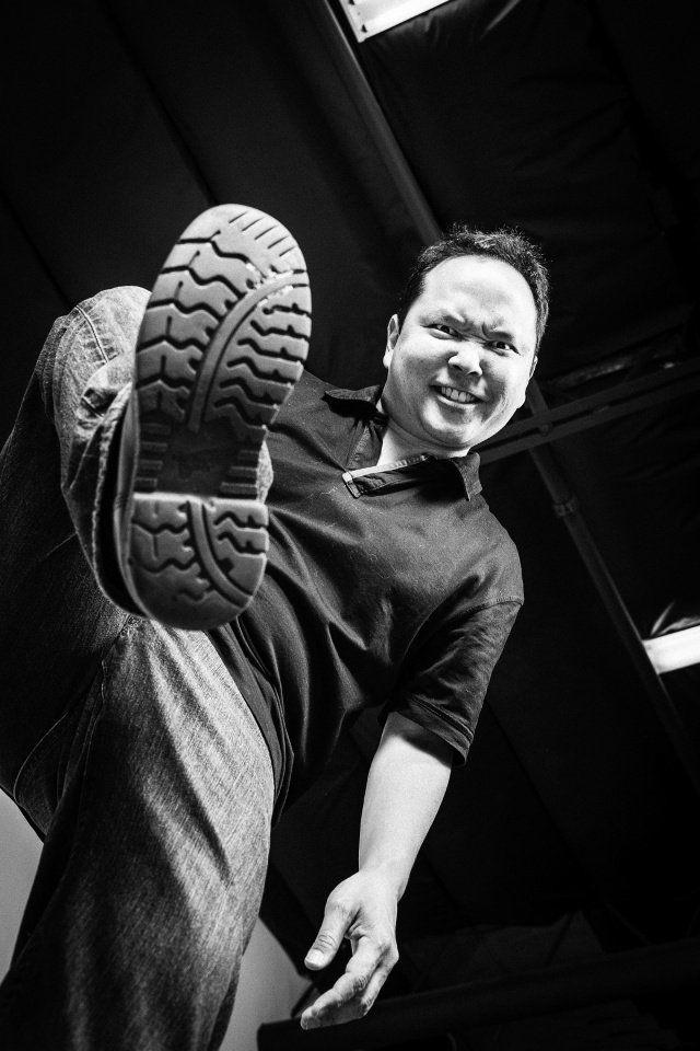 Take 10: Paul Ogata promises comic performance like a 'boisterous tent revival'