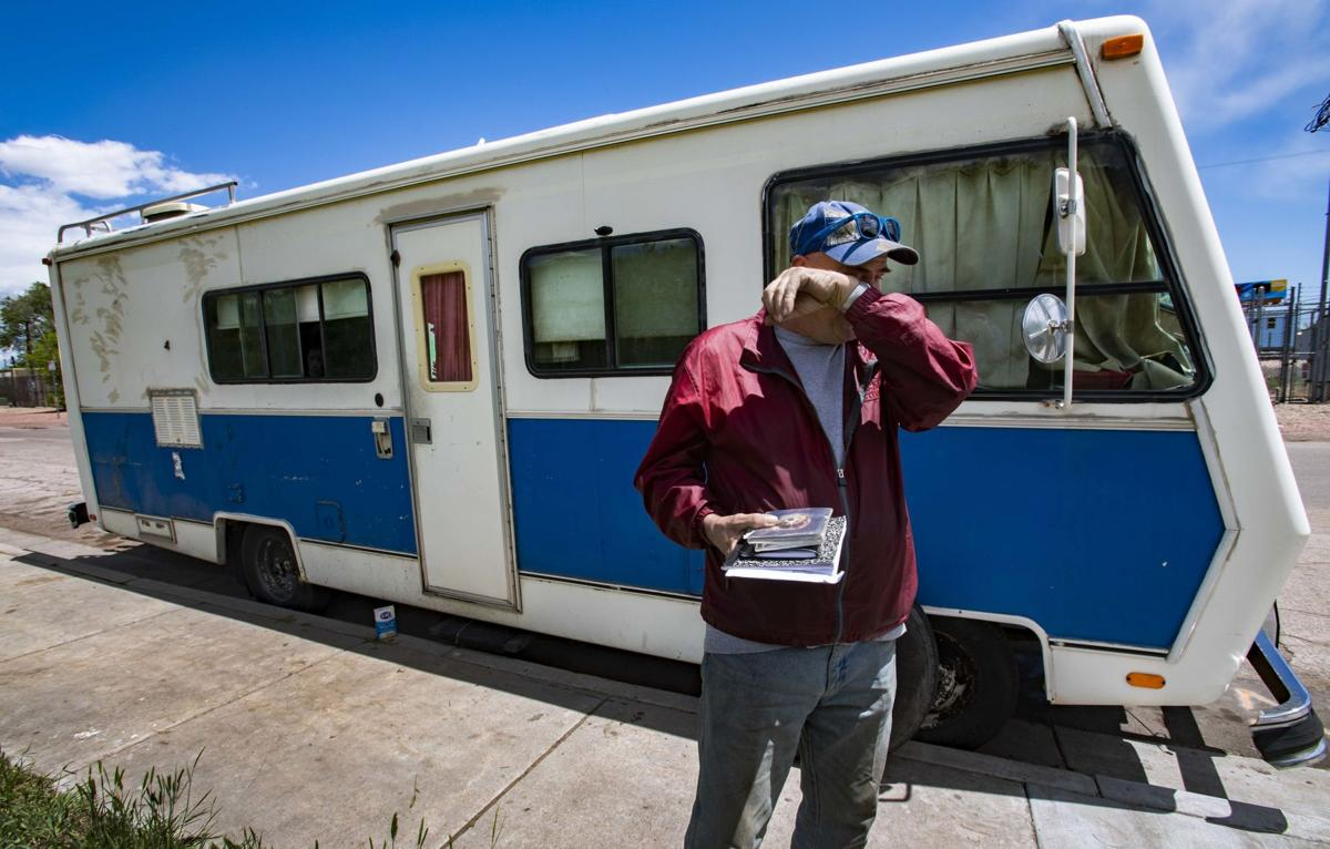 Rv Owners Must Move Or Face Tickets As Colorado Springs