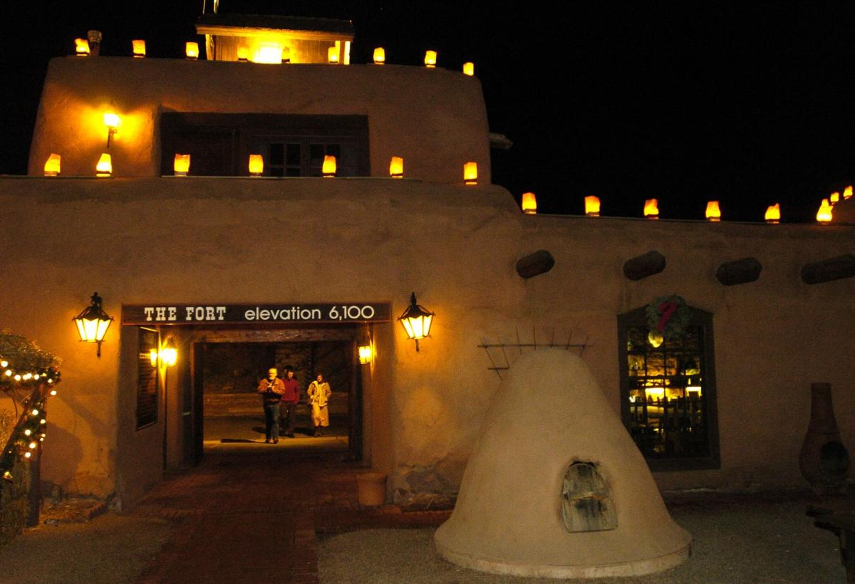 The Fort, a landmark restaurant rich in history