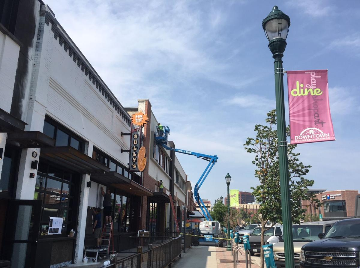 Changes coming to downtown Colorado Springs' south side