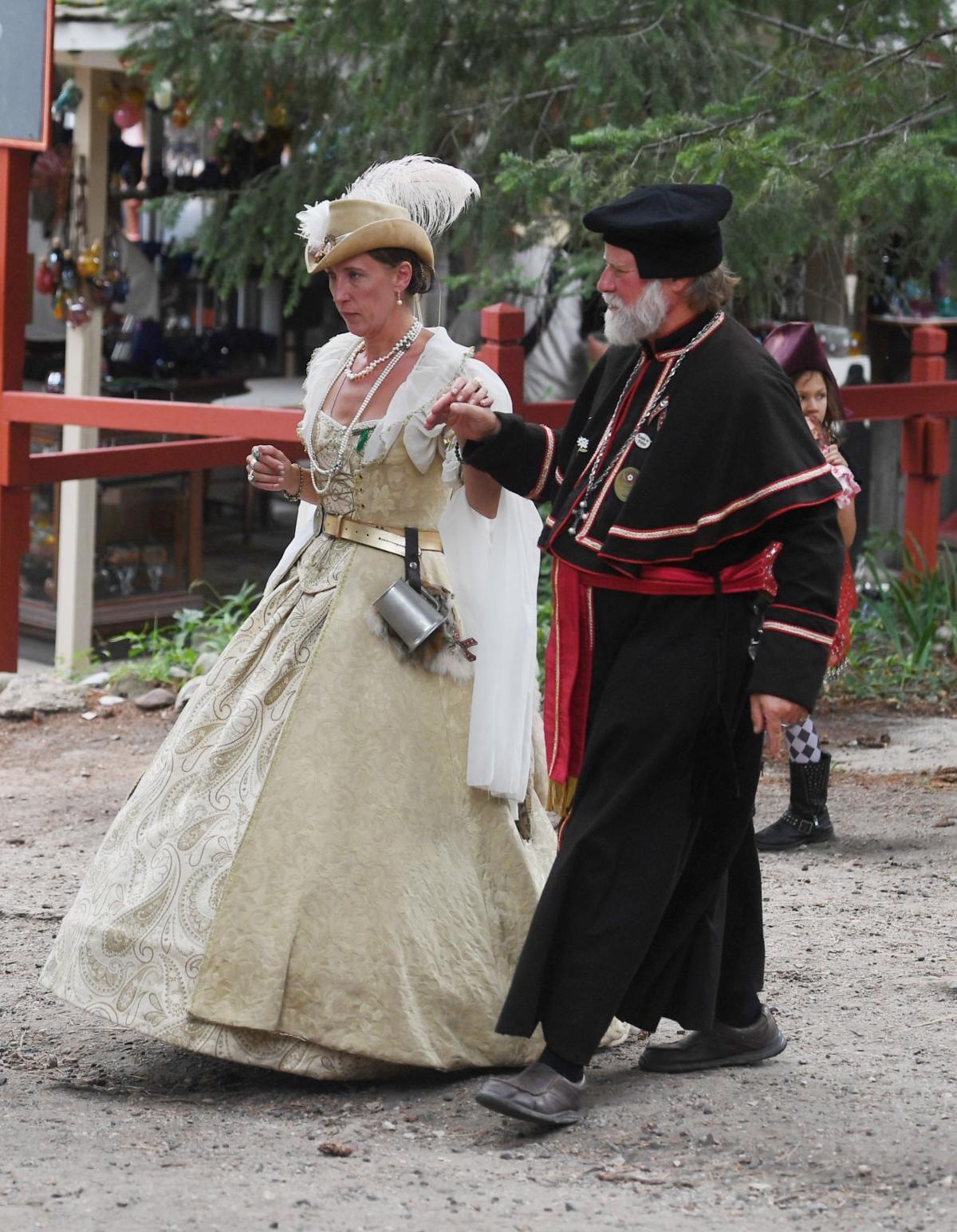 Colorado Renaissance Fest draws thousands to Larkspur for medieval amusement