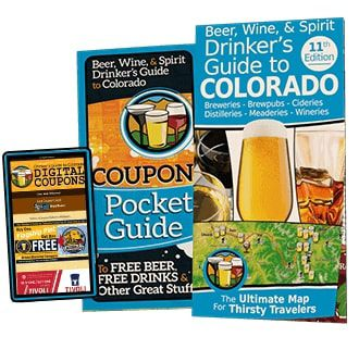 Beer, Wine and Spirit Drinkers' Guide to Colorado