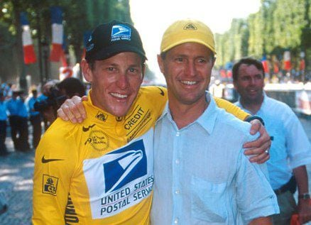 Armstrong: Coach knew about doping