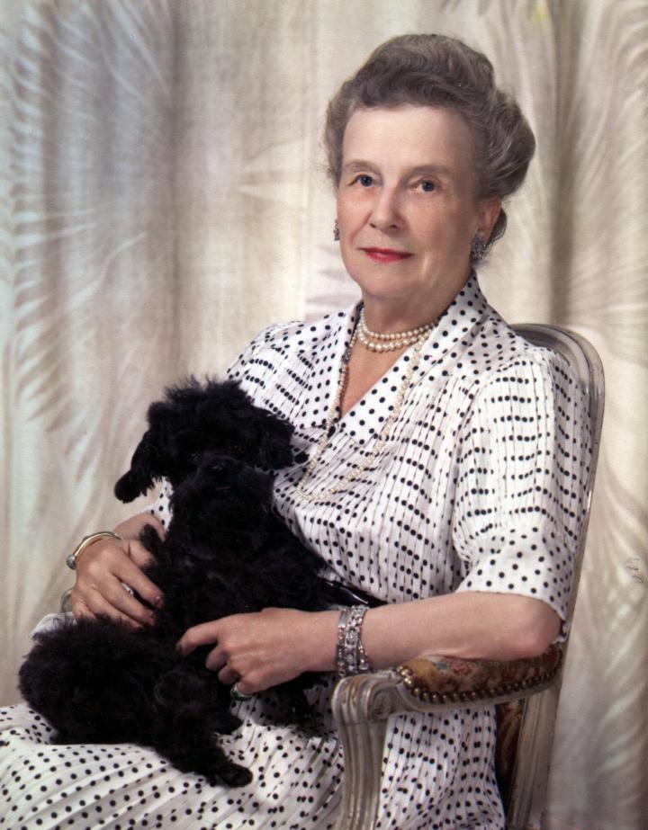 Julie Penrose Portrait