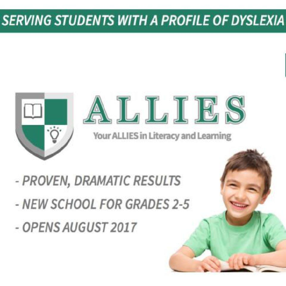 ALLIES program in D49 providing intervention for children with characteristics of dyslexia