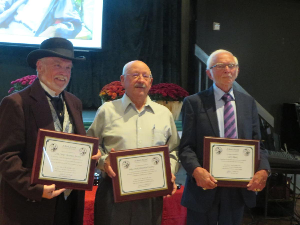 Teller organizations honored at second annual Breit Awards