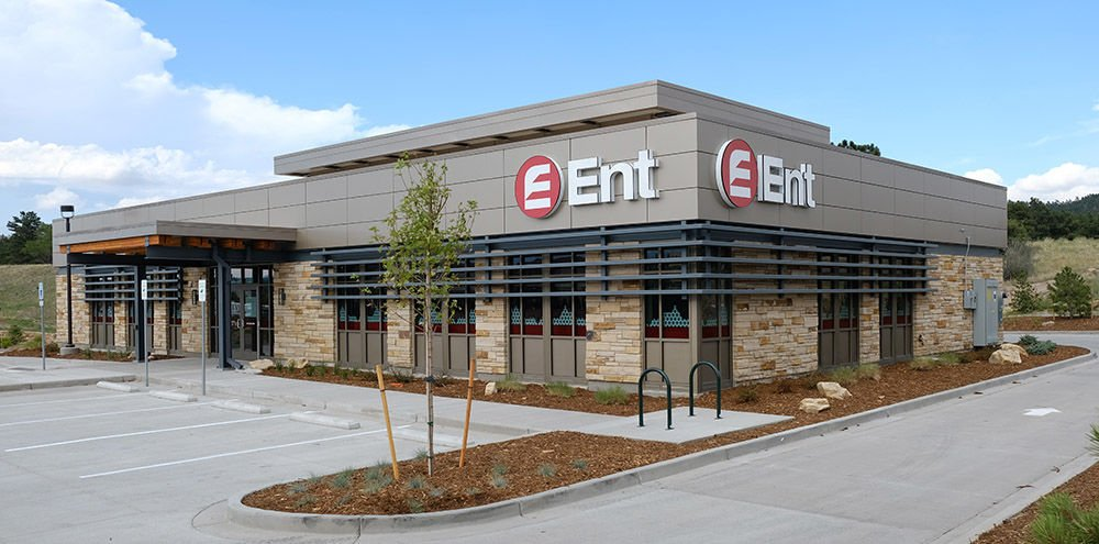 Ent Credit Union branch at UCCS