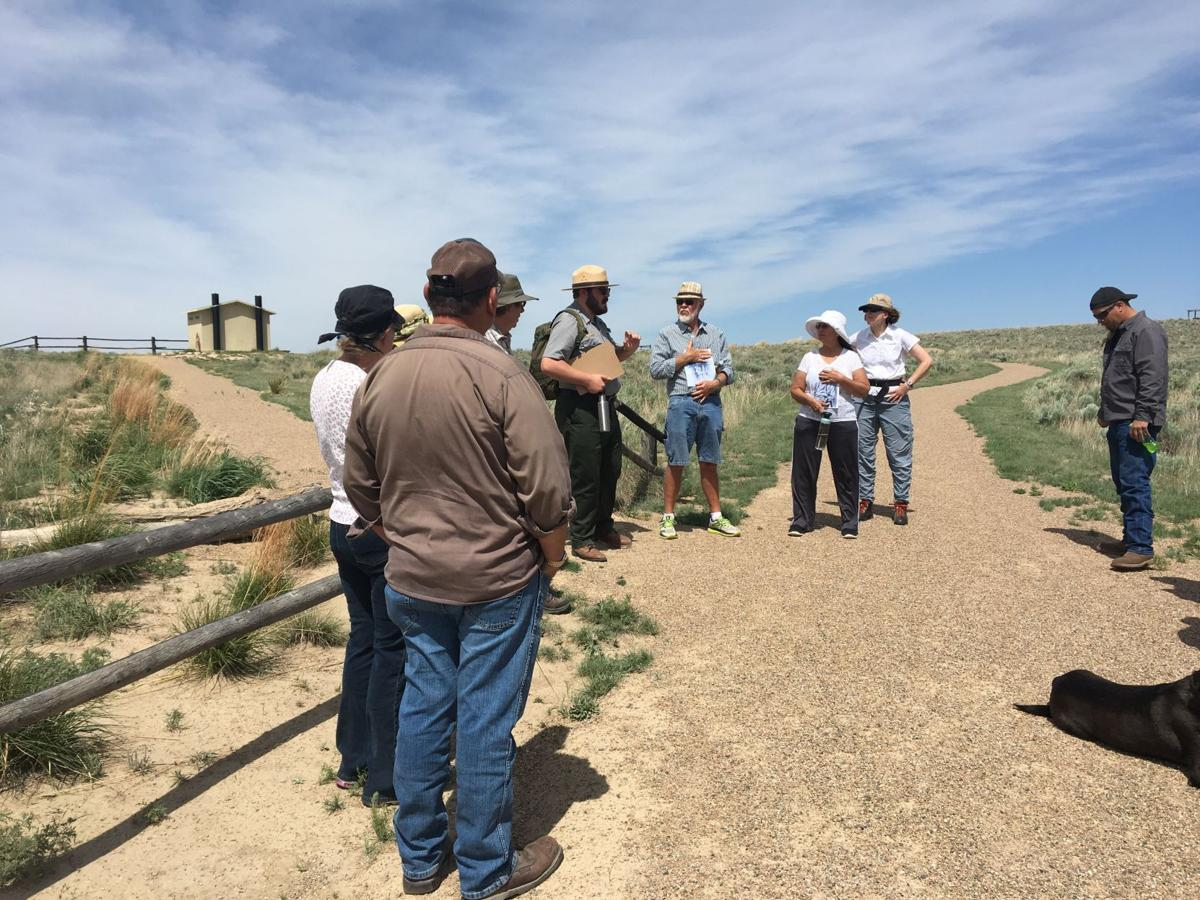 Sand Creek Macre site reminds visitors of a national ... on