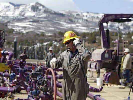 Colorado fracking well