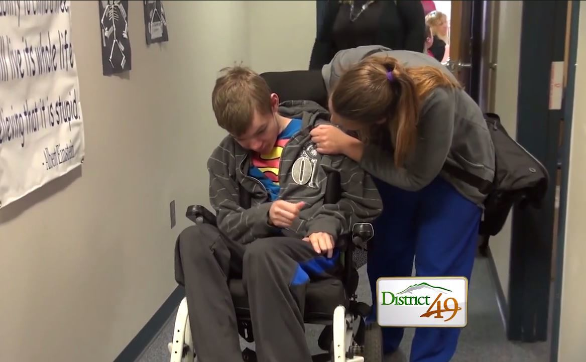 Colorado Springs-area school district could be first in state with new medical marijuana policy