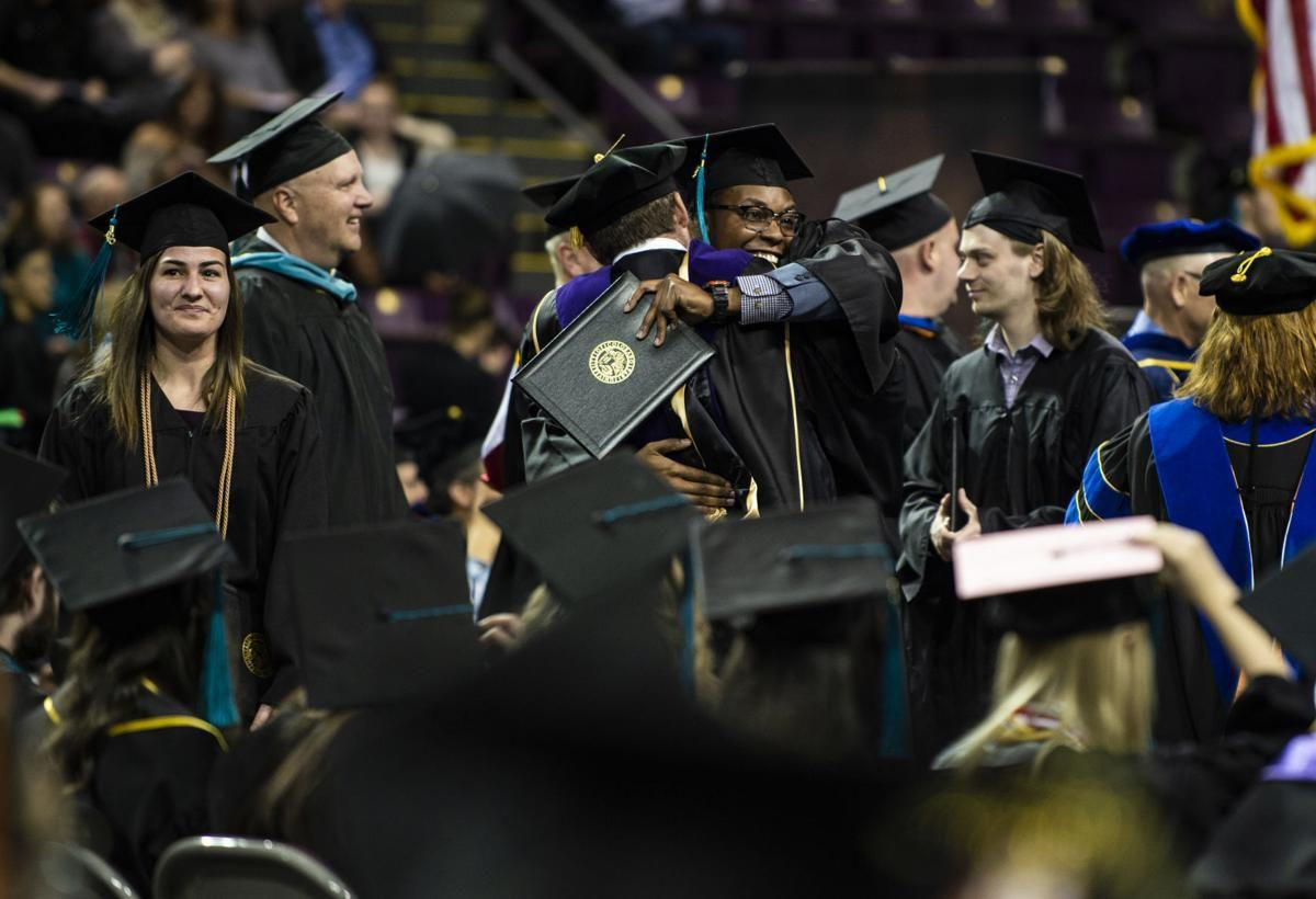 UCCS graduates celebrate milestone achievement at fall commencement ceremonies