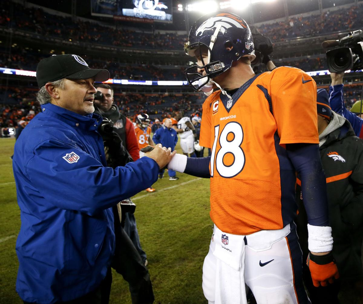 087d5a2db Broncos begin coaching search with Colorado native Chuck Pagano ...