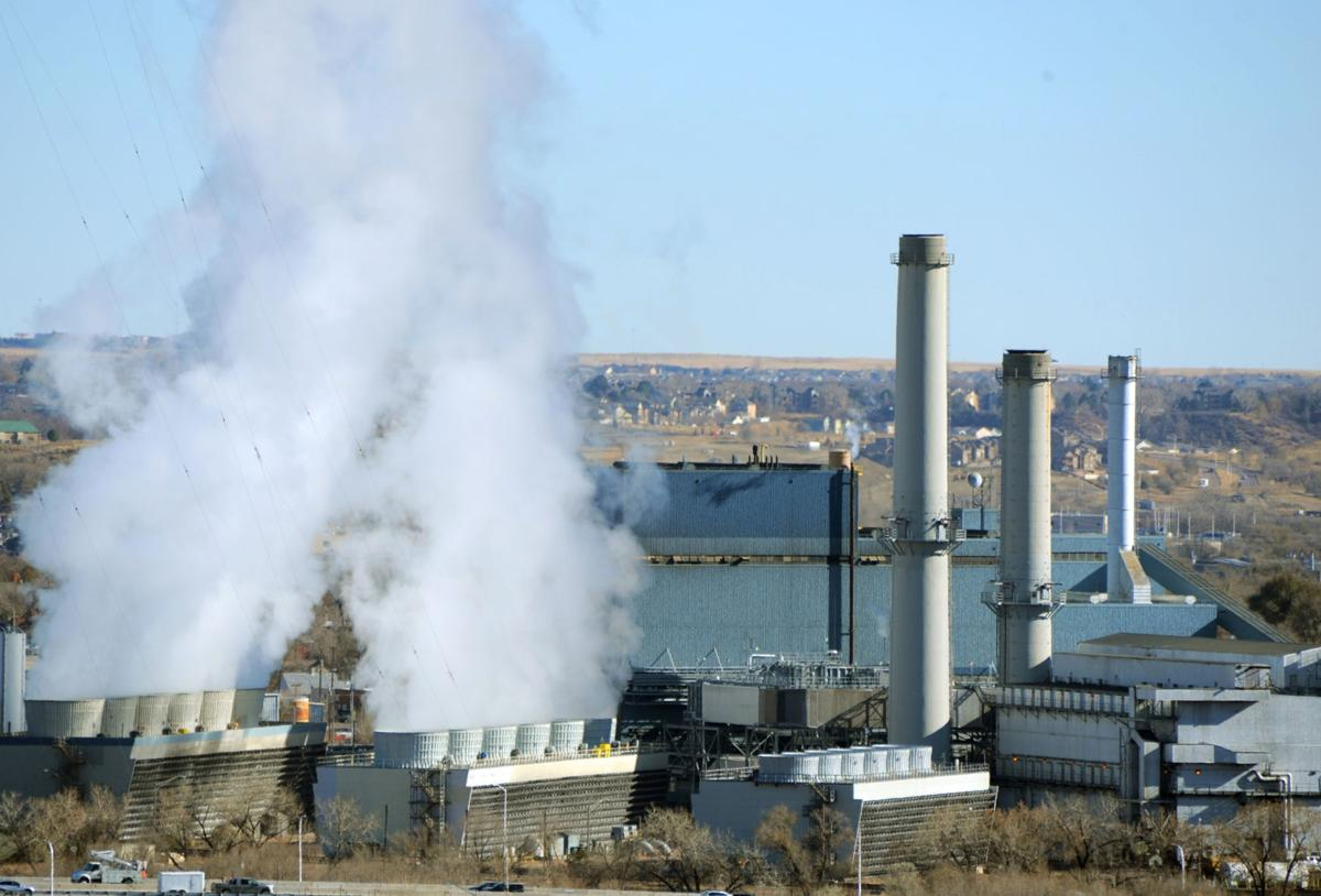 Opponents of Martin Drake Power Plant permit renewal air concerns at public hearing