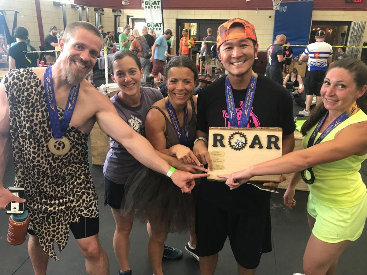 """Team """"Jungle Gym"""" wins ROAR summer 2017"""