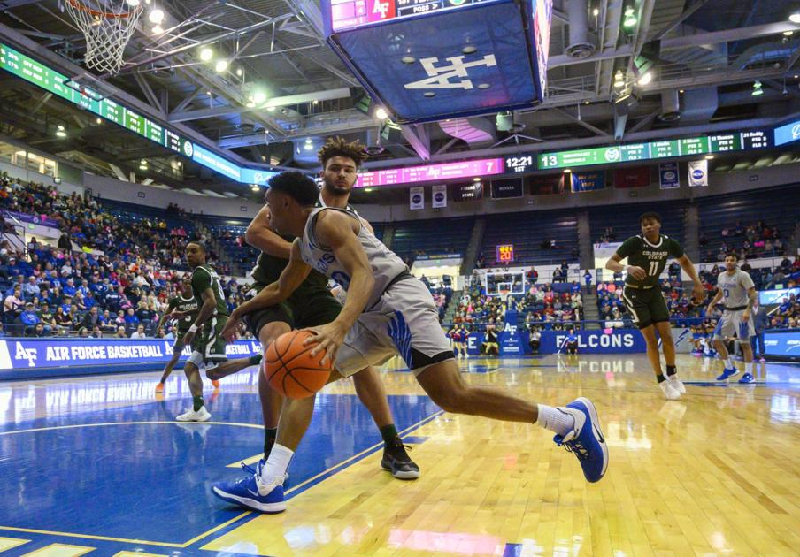Air Force men's basketball seeks to snap up-and-down pattern with trip to Utah State