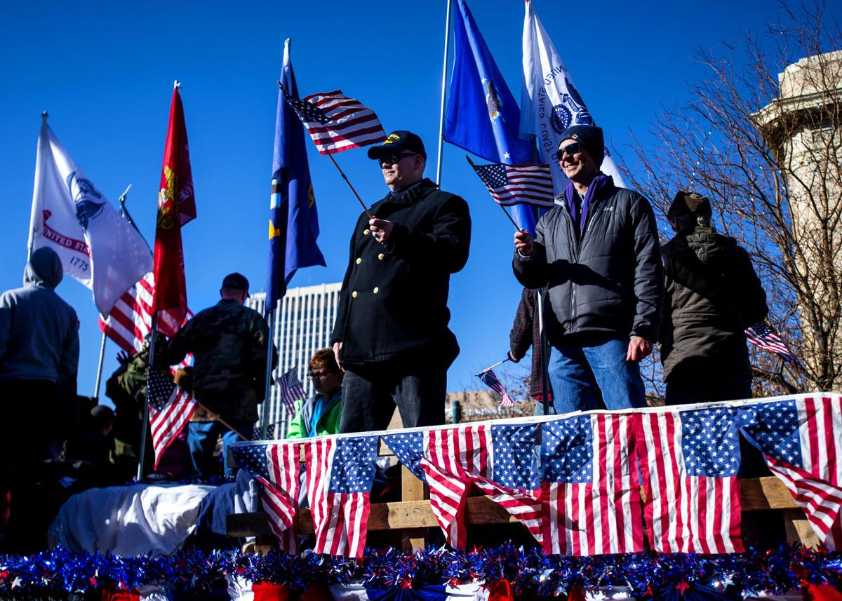 Colorado Springs celebrates veterans by the tens of thousands