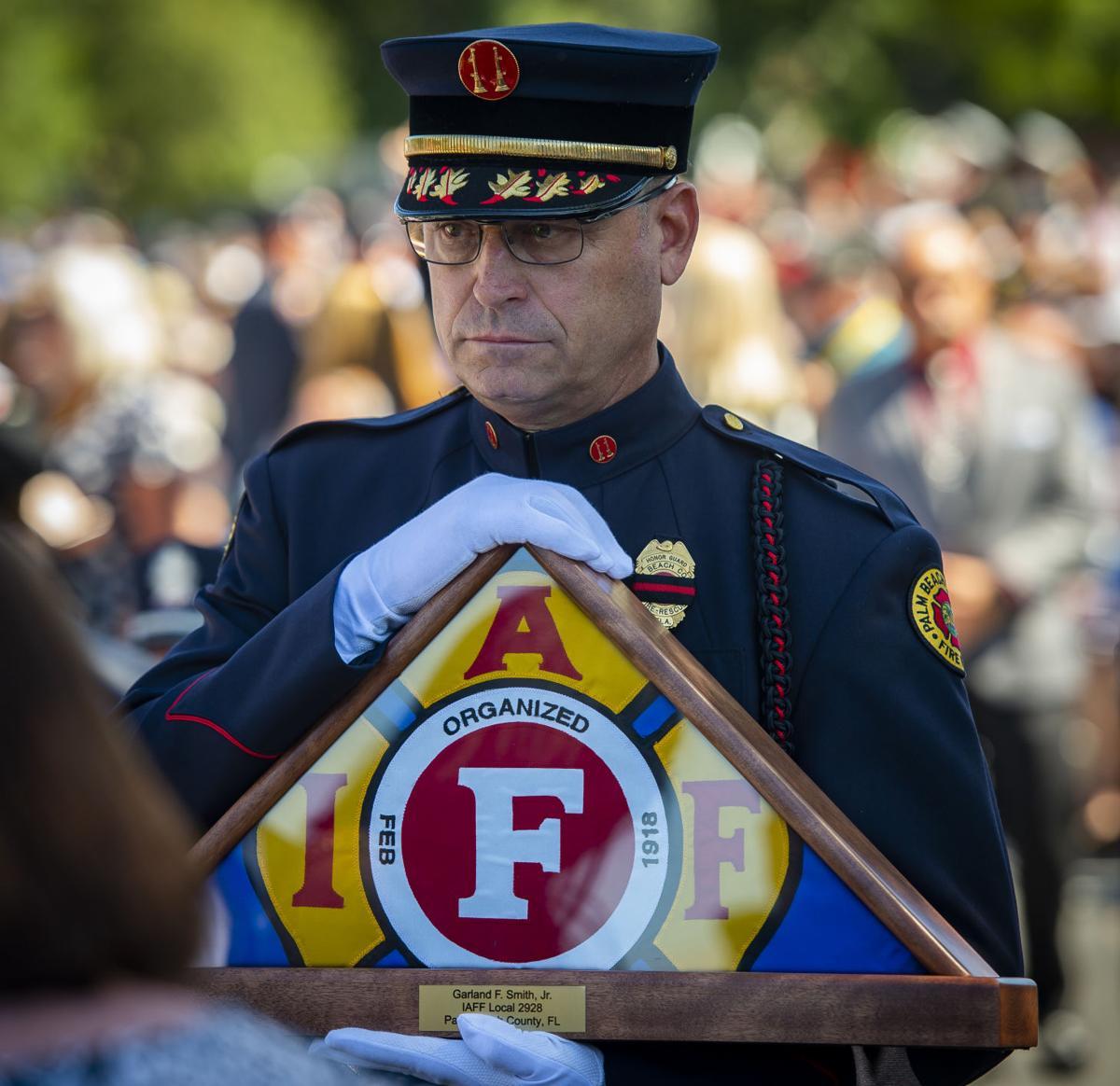 Fallen Firefighters Memorial In Colorado Springs Honors